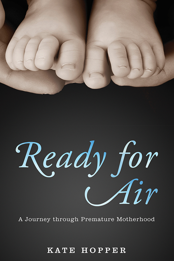 ready for air by Kate Hopper